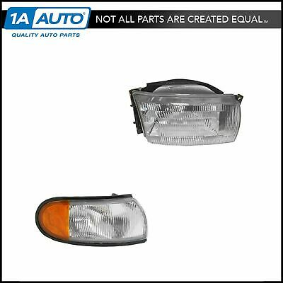 Depo 315-1134R-AS Nissan Quest//Mercury Villager Passenger Side Replacement Headlight Assembly 02-00-315-1134R-AS