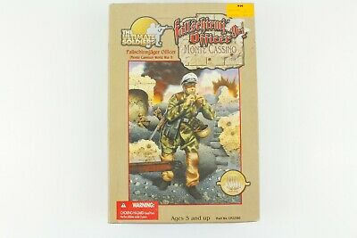 """The Ultimate Soldier WW2 German Fallschrimjager Officer Monte Cassino 1:6 / 12"""""""