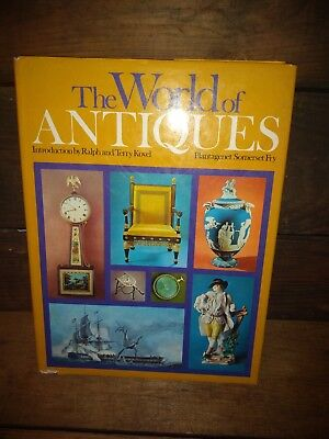 The World Of Antiques, by Ralph and Terry Kovel