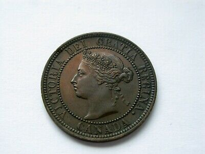 1888 Canada Large One Cent