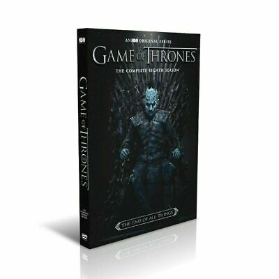 Game of Thrones: The Complete Season 3-Disc 2019 Box Set New