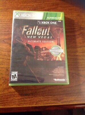 xBox 360 Fallout New Vegas Ultimate Edition