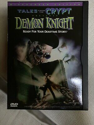 Tales from the Crypt:Demon Knight DVD