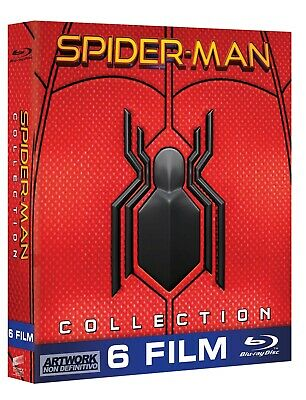 Blu-Ray Spider-Man Collection (6 Blu-Ray)