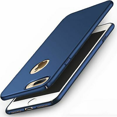 Shockproof Hard Back Ultra Thin Slim New Bumper Case Cover For iPhone 6 6S 7 8 X