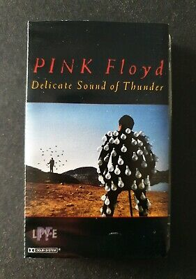 PINK FLOYD - 'Live Delicate Sound Of Thunder' Cassette One 1988 Tape Album