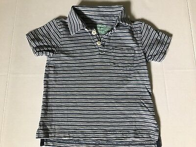 Pre-Owned Toddler Boys Crewcuts Shirt Sz-2