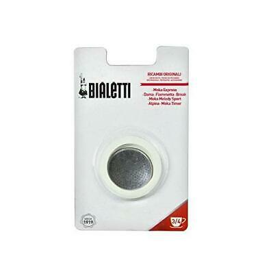 BEST La Cafetiere Washer And Filter Set To Suit Moka Dama 3 Cup Replacement Part