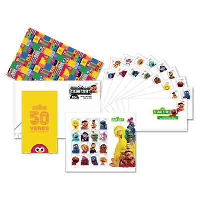 USPS New Sesame Street Stamp Ceremony Memento