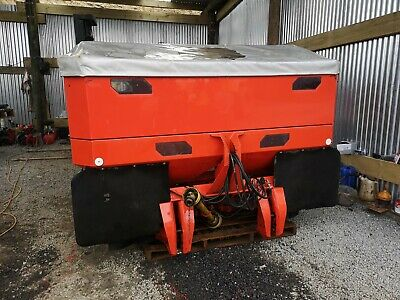 SULKY TWIN DISC Fertiliser Spreader DPx18 - £1,350 00 | PicClick UK