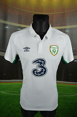Ireland Eire Umbro  Football Shirt (L) Jersey Top Trikot Camiseta Away Mens