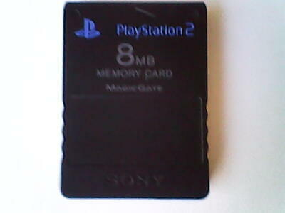 Free MCBoot | FMCB v1.966 | PS2 8MB Genuine Sony Memory Card free mcboot