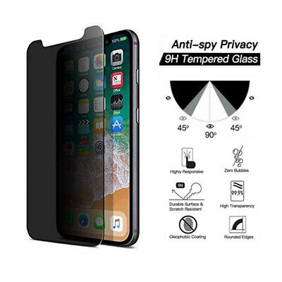 5D Premium Tempered Glass Screen Film Protector for New iPhone XS Max, XR, XS, X