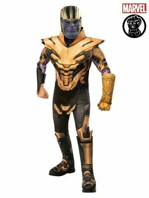 Thanos Deluxe Avengers 4 Kids Costume Marvel Theme Party