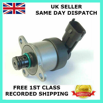 New Fuel Pump Pressure Regulator Control Valve For Vauxhall & Opel 0928400769