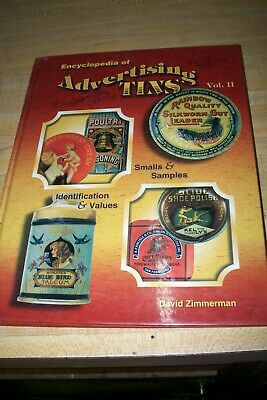 advertising tins collectors guide vol ii