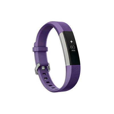 Fitbit Ace Activity Step Tracker for Kids 8+ Purple Power Wristband One Size