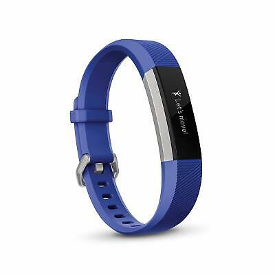 Fitbit Ace Activity Step Tracker for Kids 8+ Electric Blue Wristband One Size