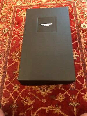 Saint Laurent Paris Large Shoe Box