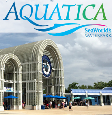 Seaworld's Aquatica Water Park San Antonio Tickets $24  A Promo Discount Tool