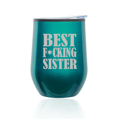Stemless Wine Tumbler Coffee Travel Mug Glass Cup With Lid Wise Woman Funny