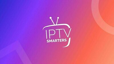 12 Month Iptv Subscription ( Firestick Mag Android Laptop Smart Iptv Smarters )