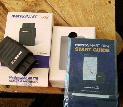 Nationwide Smart Ride >> Metro Pcs Smart Ride Device Brand New Car Wifi Hotspot Gps Tracking
