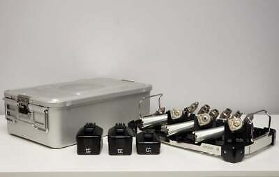 Stryker System 7 Set with 7205, 7206, 7208, Attachments & Batteries