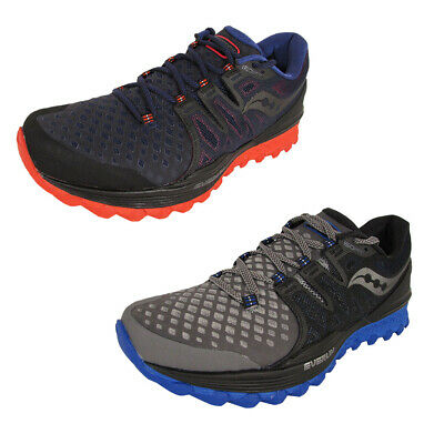 Saucony Mens Xodus ISO 2 Neutral Trail Running Shoes