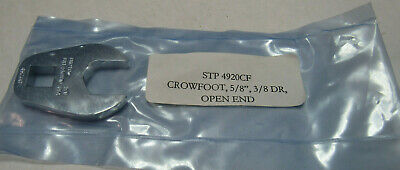 "PROTO TOOLS 4920 CF  3/8"" Drive 5/8"" Crows Foot Wrench, - MADE IN USA    a189"