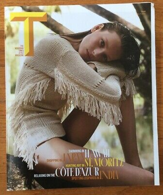 ~~ NEW!!! New York Times Style Magazine Travel May 17, 2015 Hawaii Japan India