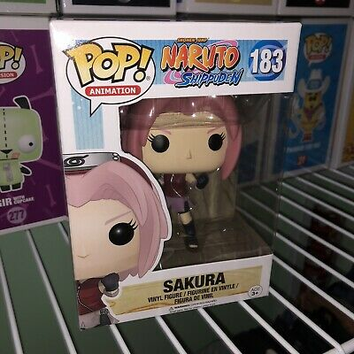 Funko Pop! Animation Naruto Shippuden: Sakura #183 IN HAND!!!