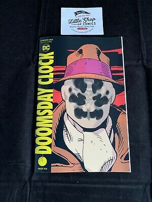 DOOMSDAY CLOCK #1 NM 3D LENTICULAR variant DC Comics