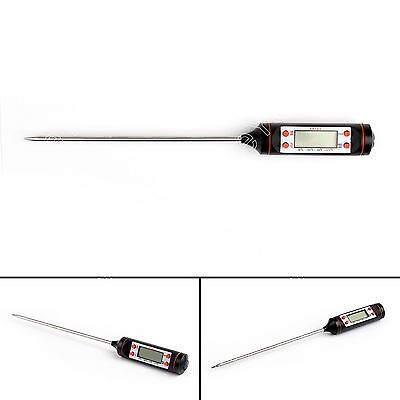 Digital Food Thermometer Probe Temperature Kitchen Cooking BBQ TP101 UE