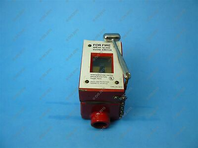 Ansul 46252 Remote Electric Switch For Fire Break Glass Close Switch
