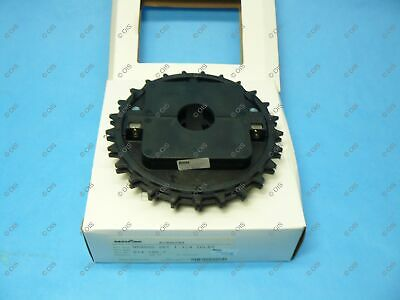 """Rexnord 614-190-7 NS8500 Table Top Chain Split Sprocket 1-1/4"""" Idler Bore 25T"""