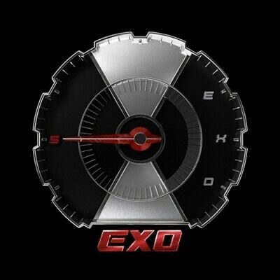 EXO-[Don't Mess Up My Tempo]5th Album CD+Poster+Booklet+PhotoCard+Pre-Order+Gift