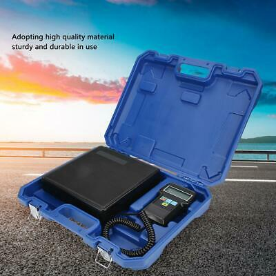 Portable High-precision 220lbs Digital Refrigerant Electronic Charging Scale