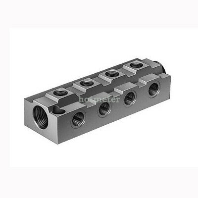 H● FESTO FR-8-1/4 Distributor Block 2078 11.5mm.