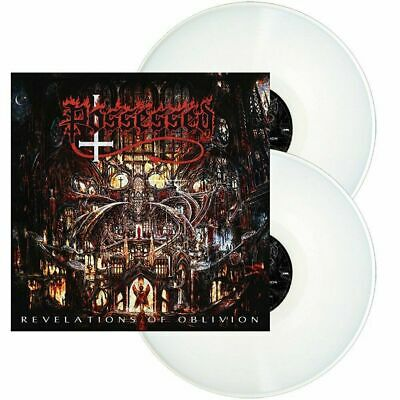 POSSESSED - Revelations Of Oblivion -  WHITE VINYL 2LP (Nuclear Blast 2019)