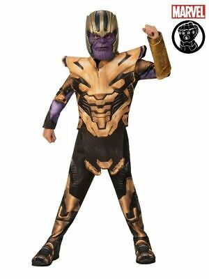 Thanos Classic Boys Costume Marvel Theme Party