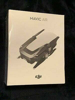 DJI Mavic Air Quadcopter with 4K Camera and 3-Axis Gimbal - Onyx Black SEALED