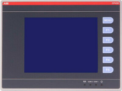 """CP430T-ETH ABB Control Panel 7"""" TFT Touch s"""