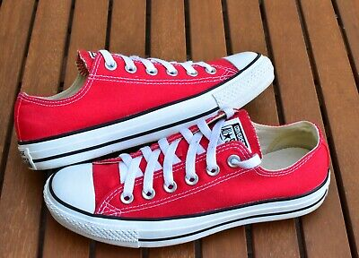 CONVERSE ALL STAR - CHUCKS/SNEAKER/DAMEN Gr.: 38, UK 5.5, CM 24.5 - ROT !!