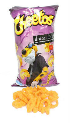 Lays Cheetos Dracoulinia Snacks Full Case 50 packs x 36g