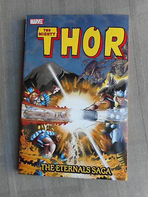 The Mighty Thor: Eternals Saga Volume 1 Tpb Vo Neuf/ Mint
