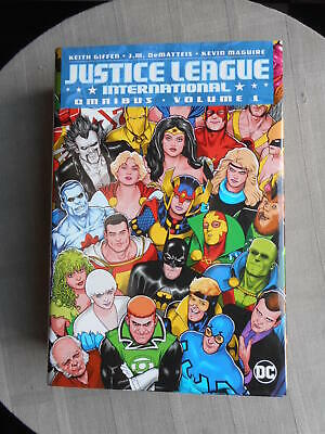 Justice League Of America: International Omnibus Vo Neuf / Mint