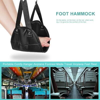 Portable Comfy Hanger Airplane Footrest Made Travel Airplane Feet Rest Hammock