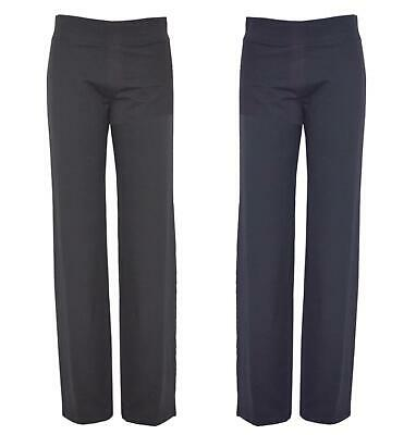 NEW ex High Street Ladies Quality Cotton Yoga Pants Open Hem  Joggers
