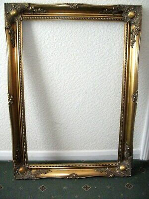 Gold Ornate Shabby Chic Vintage Picture Frame